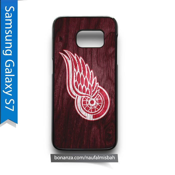 Detroit Red Wings Custom Samsung Galaxy S7 Case Cover