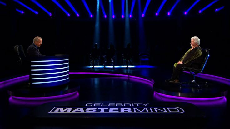 Celebrity Mastermind - what time is it on TV? Episode 1 ...