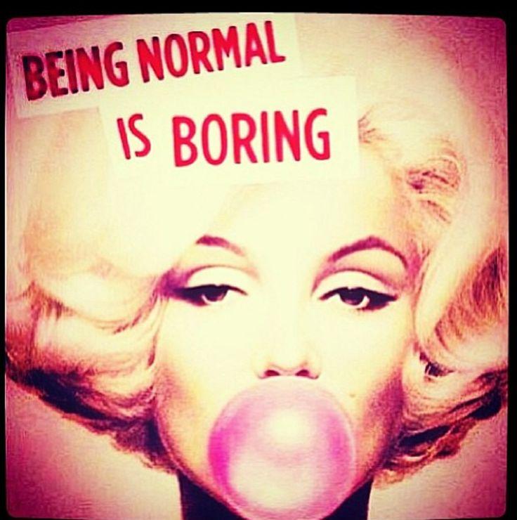 Siempre Marilyn.