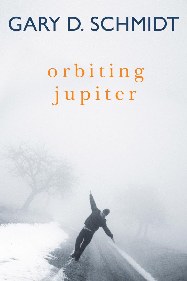 Orbiting Jupiter, by Gary D. Schmidt (released Oct 6, 2015). Jack, 12, tells the gripping story of Joseph, 14, who joins his family as a foster child. Damaged in prison, Joseph wants nothing more than to find his baby daughter, Jupiter, whom he has never seen. When Joseph has begun to believe he'll have a future, he is confronted by demons from his past that force a tragic sacrifice.