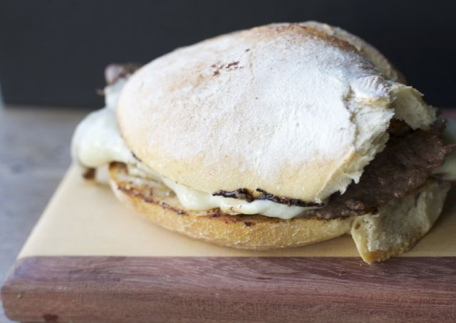 Barros Luco, El sandwich chileno
