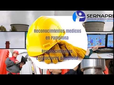 Reconocimientos Médicos | Vigilancia de la Salud  Pamplona http://sernapre.net/