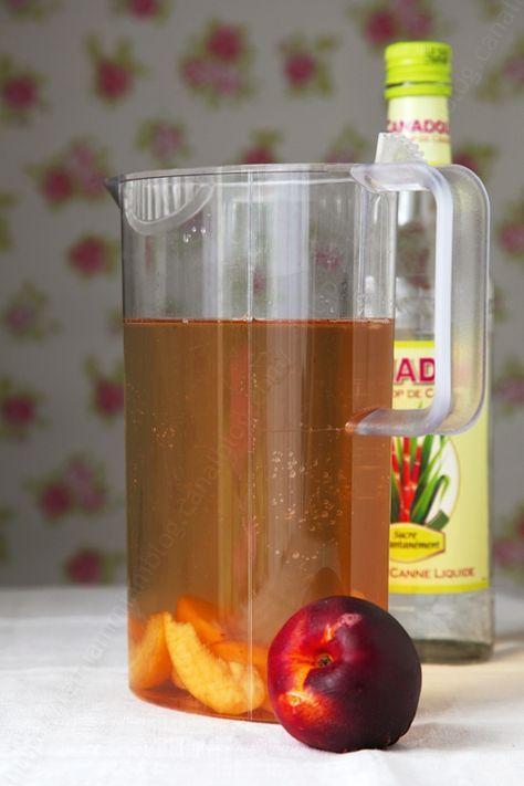 Comment faire du thé glacé ? - le miam