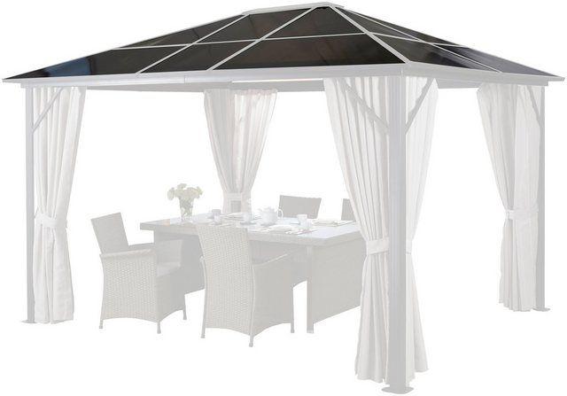 Ersatzdach Fur Pavillon Dachplatten Fur Aruba 300x400 Cm