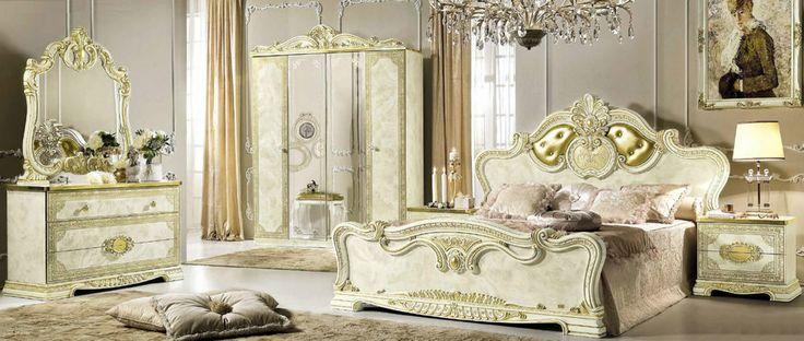 Italian bedroom set leonardo. Free Base,Free Delivery in England see Description