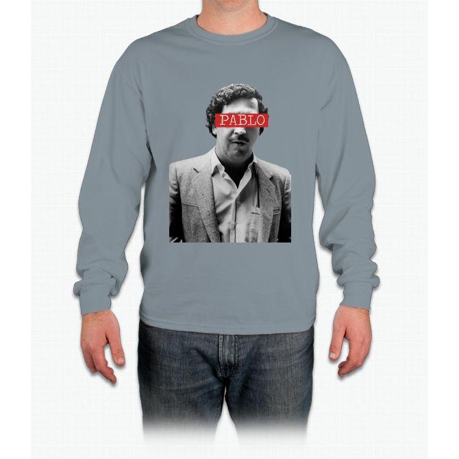 PABLO ESCOBAR - PABLO Long Sleeve T-Shirt