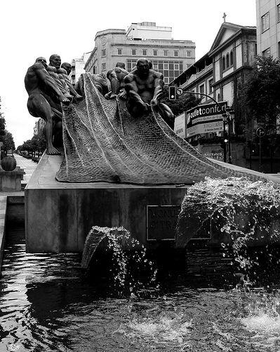 Vigo - Los Marineros Photo de Samanta Garrido, Flickr