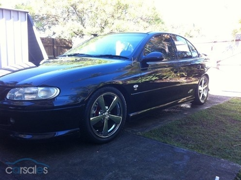 1998 HOLDEN COMMODORE VT SS