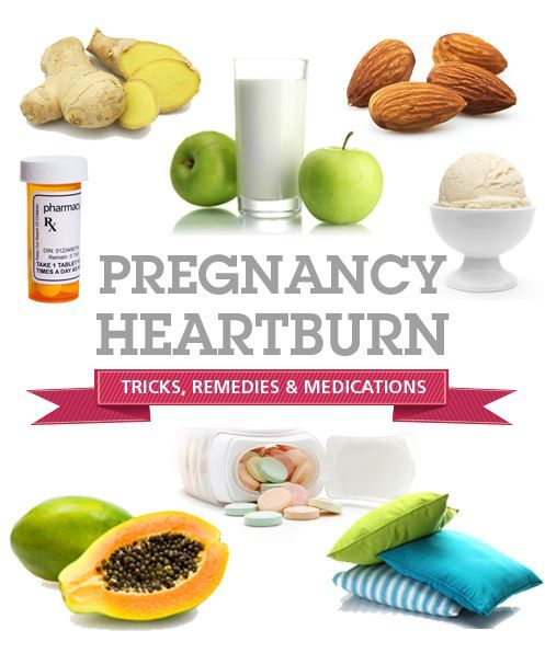 All Natural Remedies For Heartburn While Pregnant
