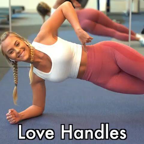 LOVE HANDLES (OBLIQUES) 🔥