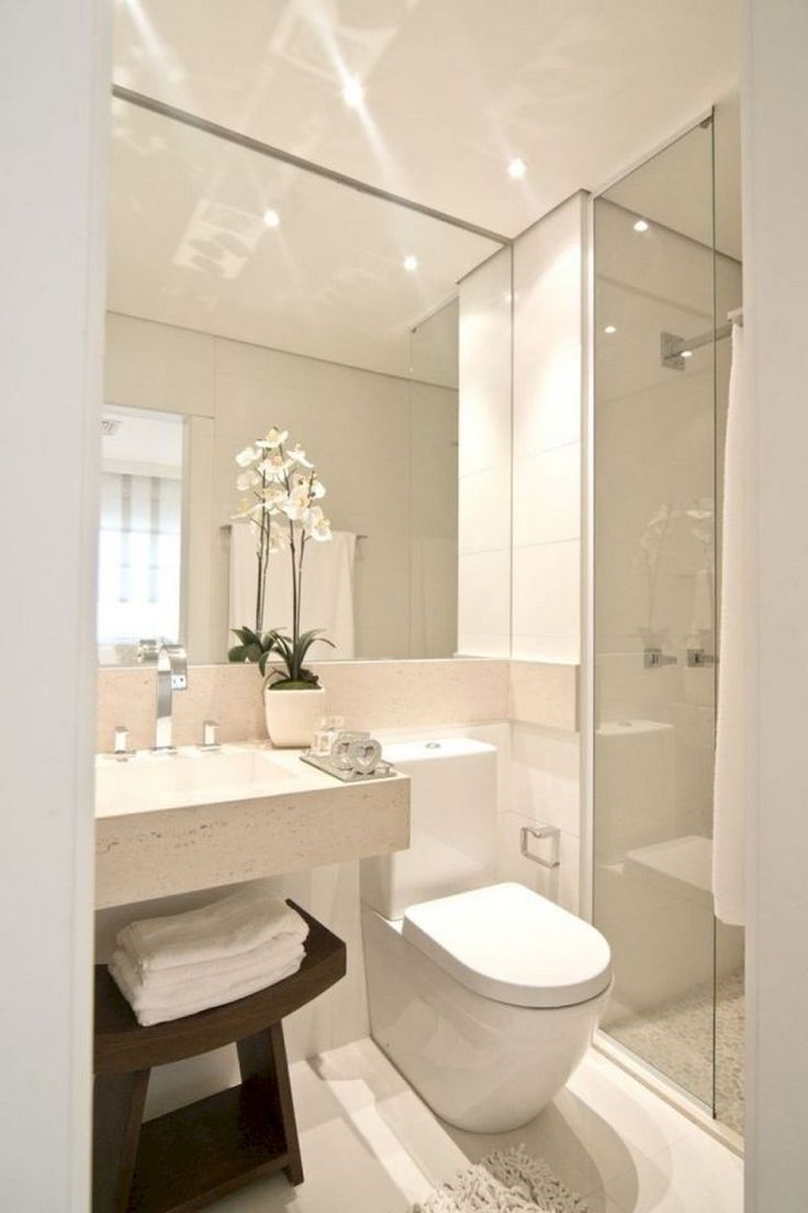 95+ Amazing Small Bathroom Remodel Ideas | Tiny house ... on Amazing Small Bathrooms  id=78718