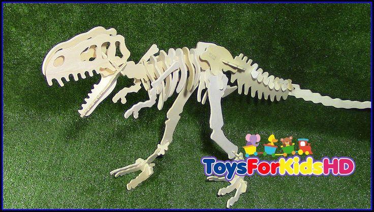 Tyrannosaurus rex dinosaurios de juguetes dinosaur Tyrannosaurus rex - J...