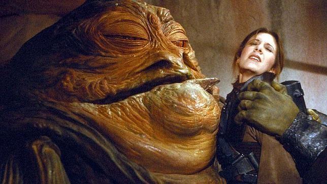 «Star Wars»: en las tripas de Jabba el Hutt