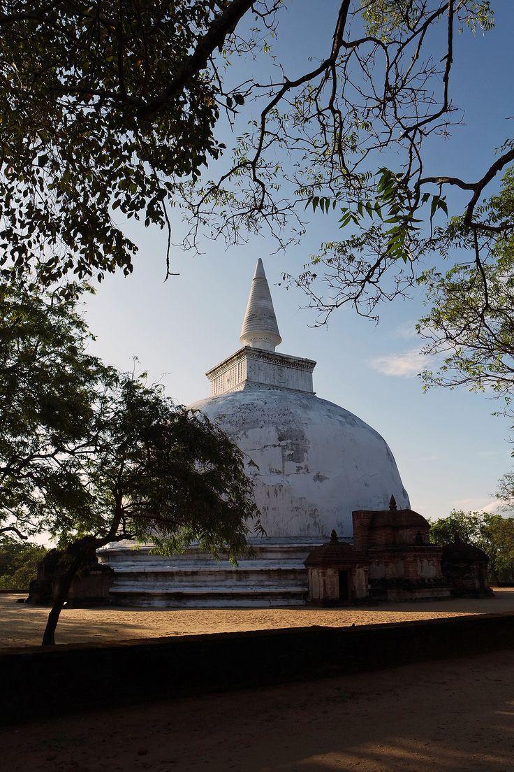 Polonnaruwa was, na Anuradhapura, de tweede grote hoofdstad van Sri Lanka. De bloeitijd van de stad lag tussen de 11e en de 13e eeuw. Je kunt er gemakkelijk een hele dag doorbrengen zonder nog alles gezien te hebben. Wij verkenden het terrein per fiets... - Polonnaruwa, Sri Lanka | Columbus Travel