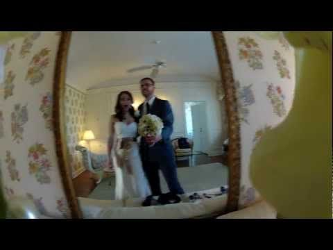 This is something different for a wedding video.    GoPro HD Hero 2 Wedding Bouquet Camera
