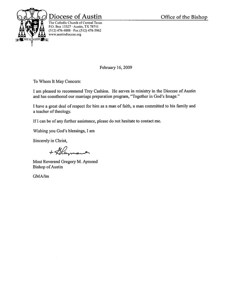 letter of recommendation for college application examples