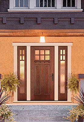 20 best front door images on pinterest entry doors for Buy therma tru doors online