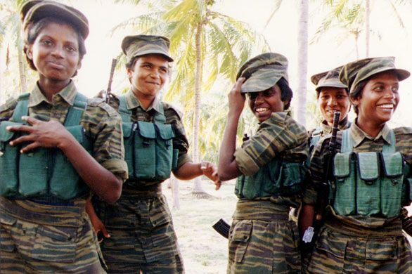 Sri Lanka: 25 years of civil war with Tamil Tigers