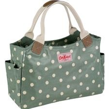 My post 'have to fit everything but the kitchen sink in it' bag for once the girls are out of nappies.