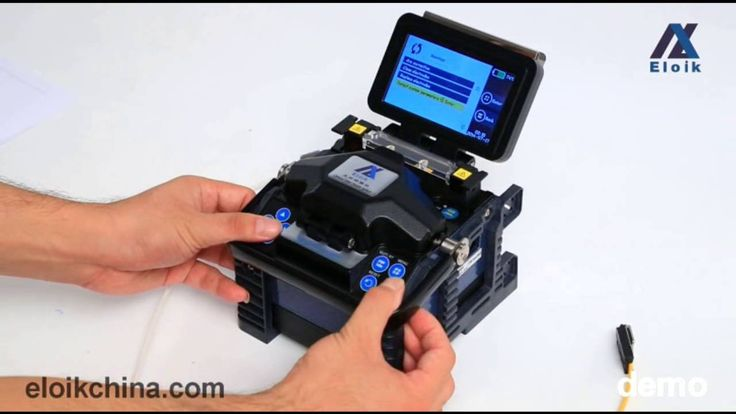 Maintains of Eloik optical fusion splicer 2