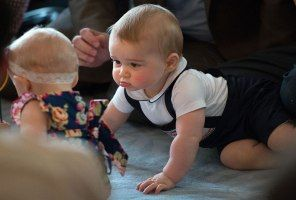 By George!: The Most Adorable Pictures of Prince George on the Australia/New Zealand Royal Tour