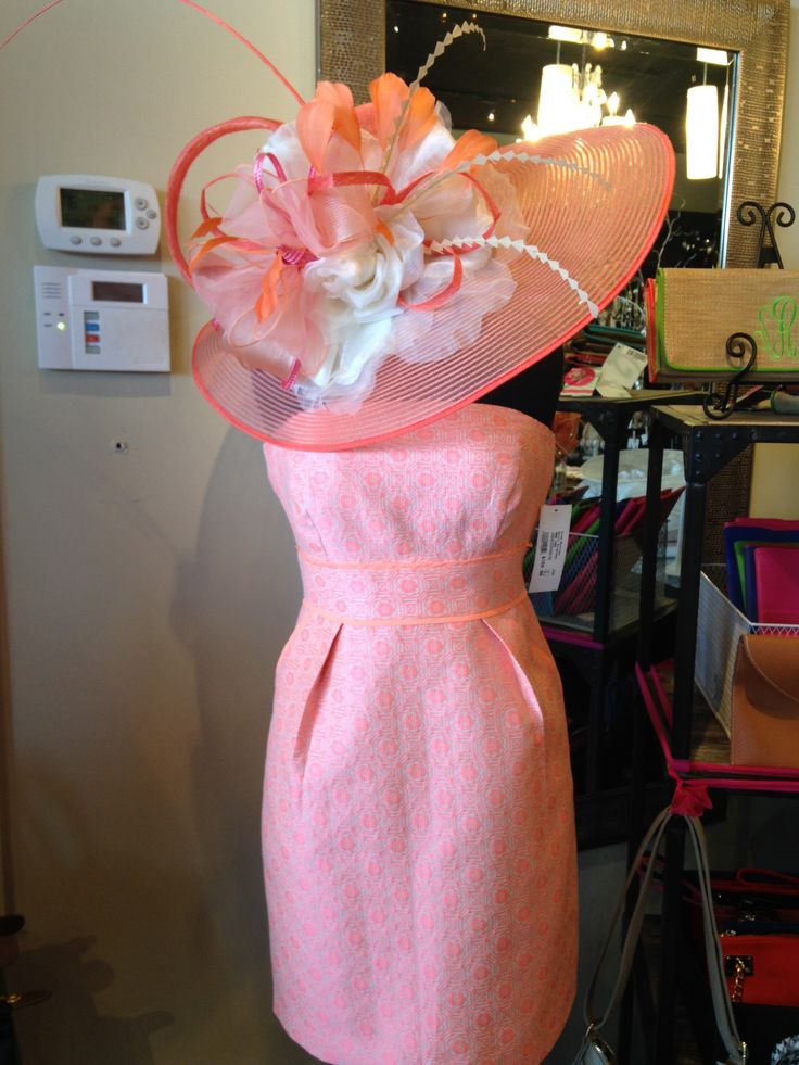 STUNNING Kentucky Derby outfit at Crush Boutique in Middletown, KY