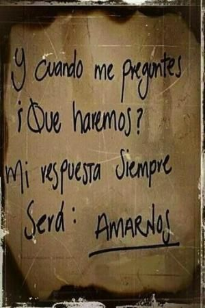 #frases de #amor verdadero by victoria