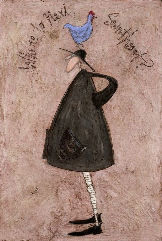 201 best sam toft images on pinterest graphic art whimsical art pictures of the sam toft exhibition at the panter hall gallery m4hsunfo