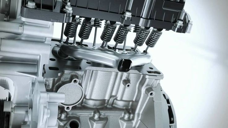 Motor Ford Ecoboost de 1.0 litros 3 cilindros