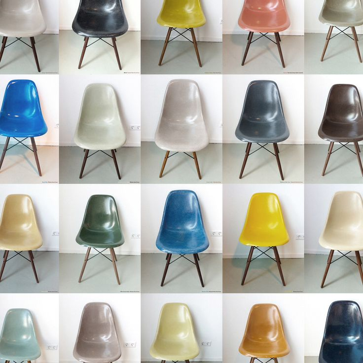 joinkbigcartel - eames dsw colors