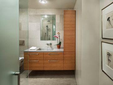 Rubin Residence modern-bathroom