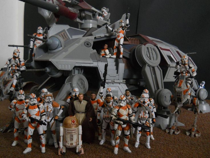Toys Clone Troopers 28