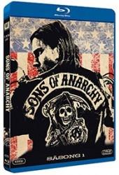 Recension av Sons of Anarchy - Säsong 1. En tv-serie av Kurt Sutter med Katey Sagal, Ron Perlman, Charlie Hunnam, Mark Boone Junior och Maggie Siff.