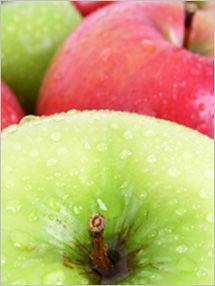 Fruit and Vegetable Database : Apple Nutrition, Storage, Selection, Preparation: Benefits to Health : Fruits And Veggies More Matters.org