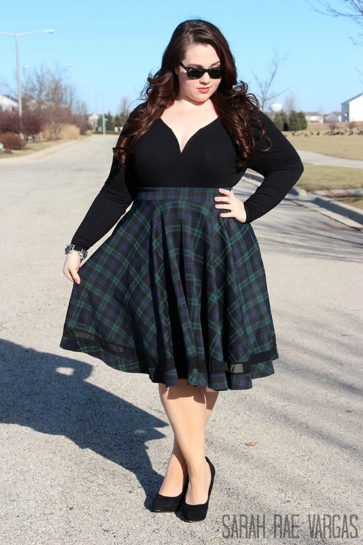 "Winter Fashion in Missguided+ [Plus Size Fashion] >>>> ""In case you didn't know, I just had a huge closet sale with tons of plus size fashion and whoa. It was nuts. You guys scooped up every. single. item. So what's a girl to do when she purges half her closet? Start filling that bad boy back up, of course! I got some more..."""