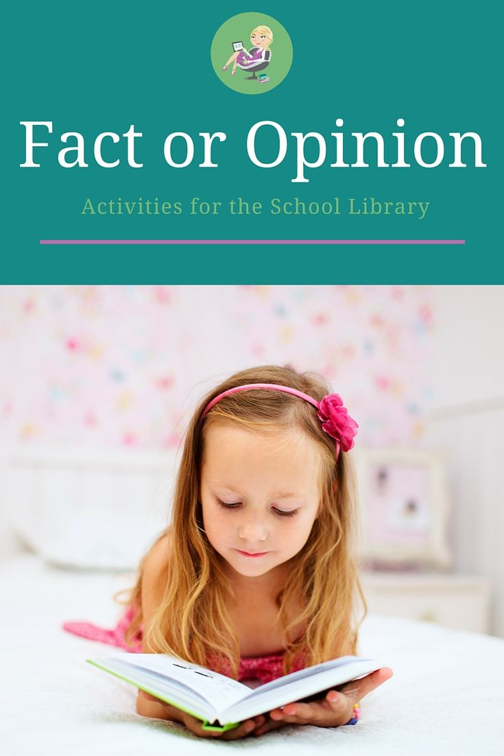 best images about school library ideas library fact or opinion activities for the school library get more school library ideas at