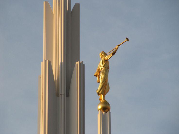Mormon Trivia: The Angel Moroni Statue