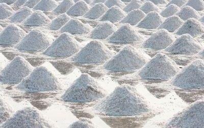 Nerafinovaná sůl