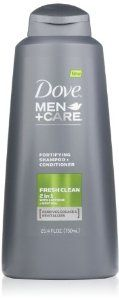 Dove Men+Care Fresh Clean Fortifying 2 in 1 (25.4oz) - See more at: http://supremehealthydiets.com/category/beauty/hair-care/shampoo-plus-conditioner/#sthash.3KsRuUVd.dpuf