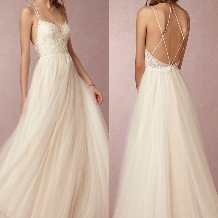 Rosalind Gown from @BHLDN http://www.bhldn.com/shop-the-bride-wedding-dresses/rosalind-gown/productOptionIDS/fbcaeb8b-b90b-4e9a-9313-32da085940dd