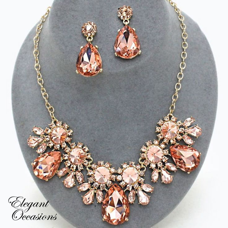 10 best Evening jewelry images on Pinterest Chunky chain necklaces