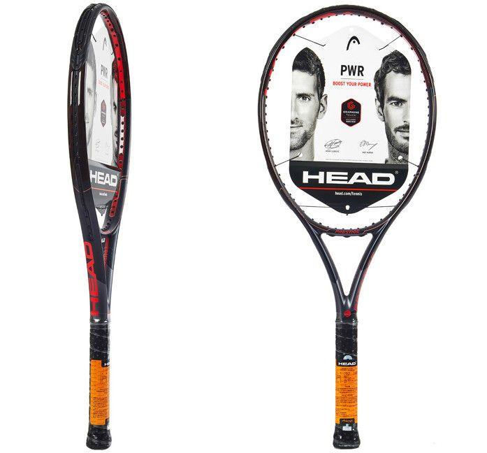 HEAD Graphene Touch Prestige PWR Tennis Racquet Racket 107 sq 270g 16X19 4 1/4  #HEAD