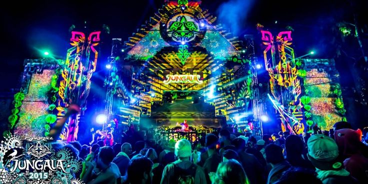 JUNGALA FESTIVAL    When: April (moved to November for 2017)    What began as 'A Land Called Hysteria', Jungala is hosted by PsynOpticz and has grown tremendously over recent years into a well attended, 3-day psychedelic event.