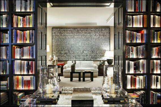 Peter Marino NY Library
