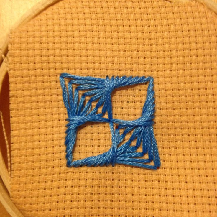 Badass Cross Stitch — Week 14 of the #YearOfStitch : Amadeus