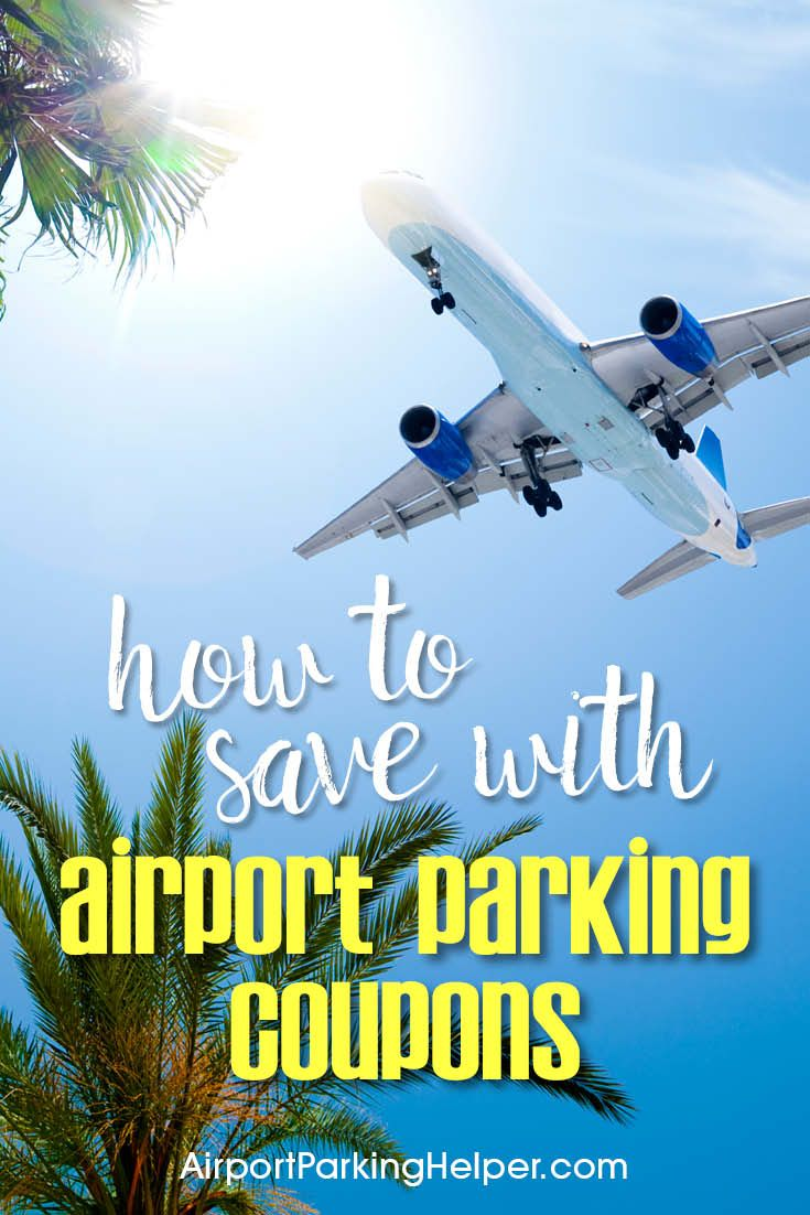 Top deals on airport parking and other budget travel