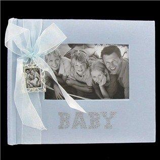 Blue Baby Photo Album | Shop Hobby Lobby