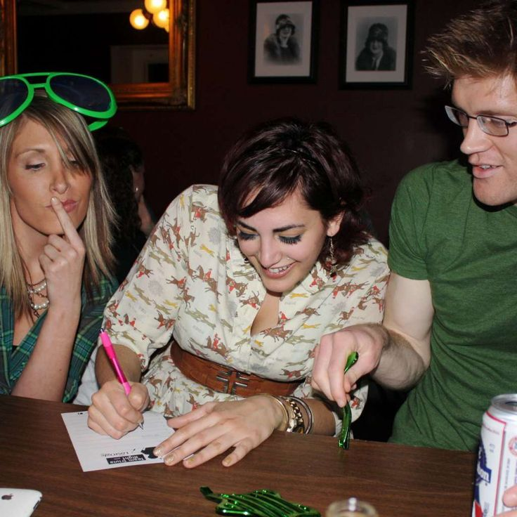 The Funniest Trivia Team Names Ever. Some of these would have come in handy Monday night...