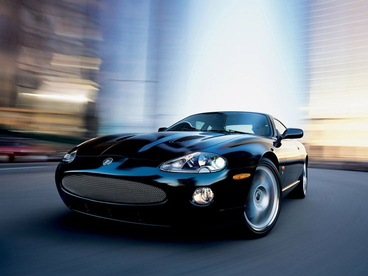 Jaguar XK8. Yes please (: