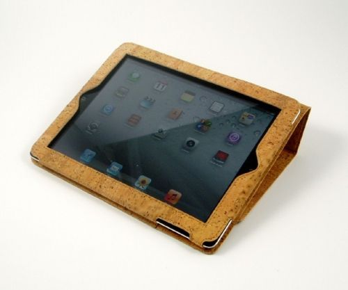 Cork IPad Cases With Stand.